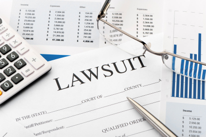 Lawsuit Document Containging Allegations of Tort of False Light